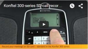 凯富通 300-系列 SD卡录音